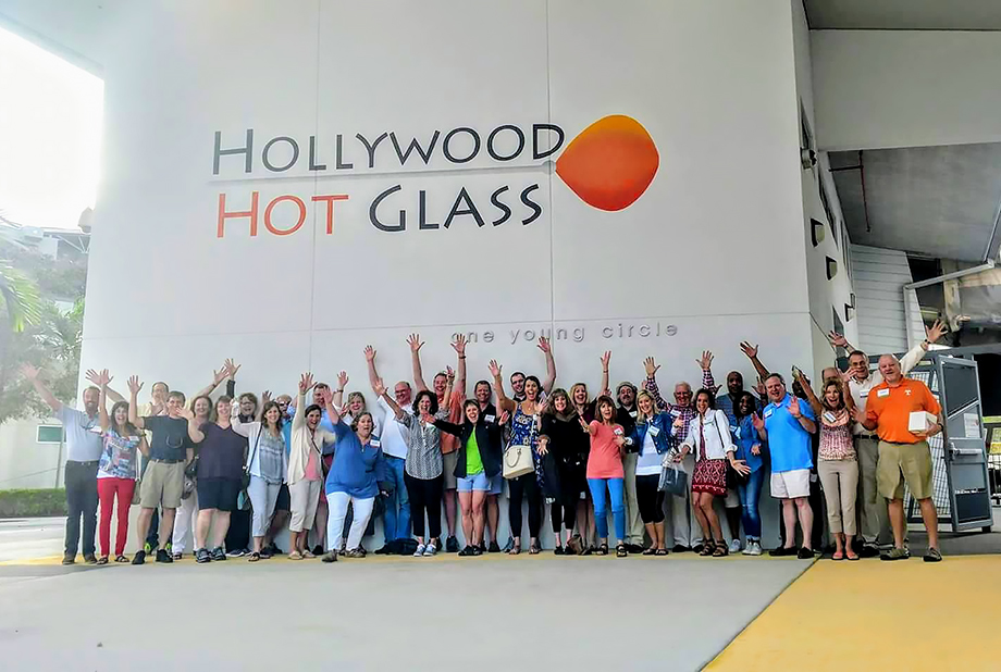 Private Classes | Hollywood Hot Glass