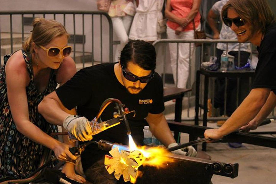 Live Demos | Hollywood Hot Glass
