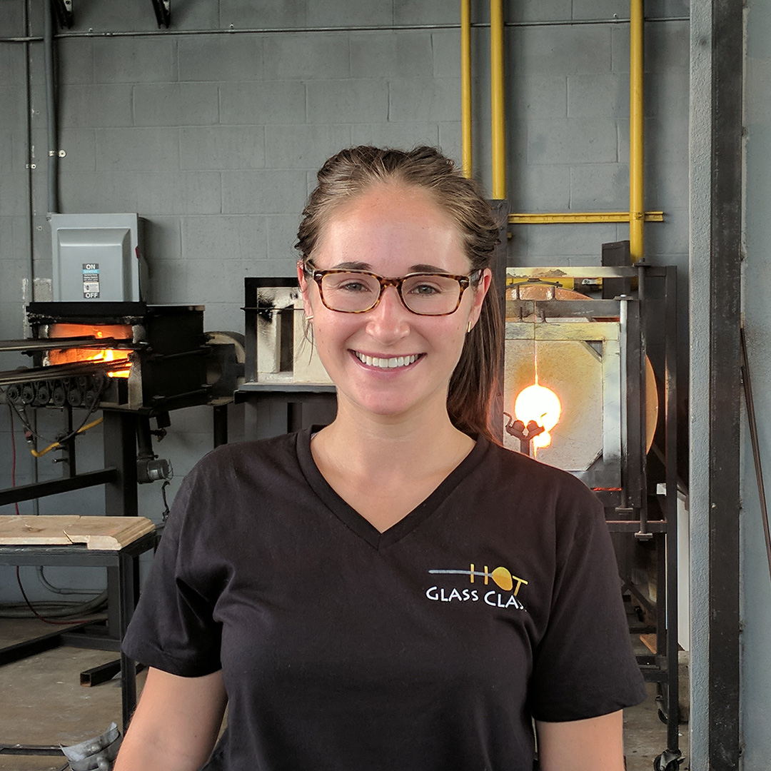 Christina Caron | Hollywood Hot Glass