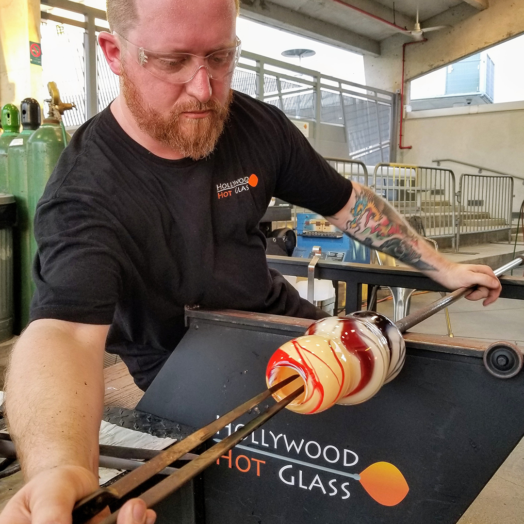 Jeff Mick | Hollywood Hot Glass