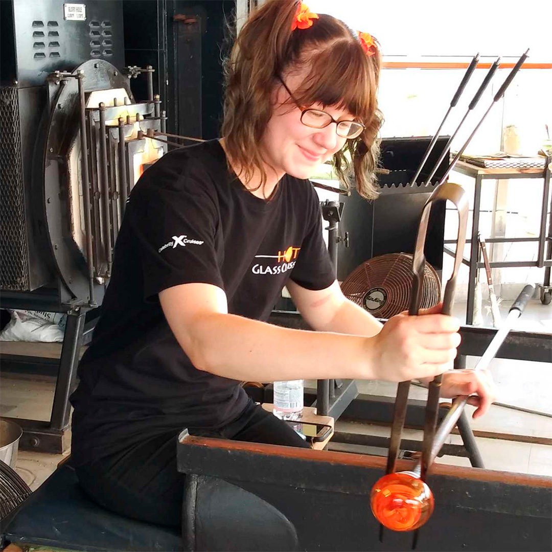 Jill Bittner | Hollywood Hot Glass