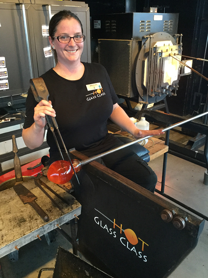 Mandie Gittelman | Hollywood Hot Glass